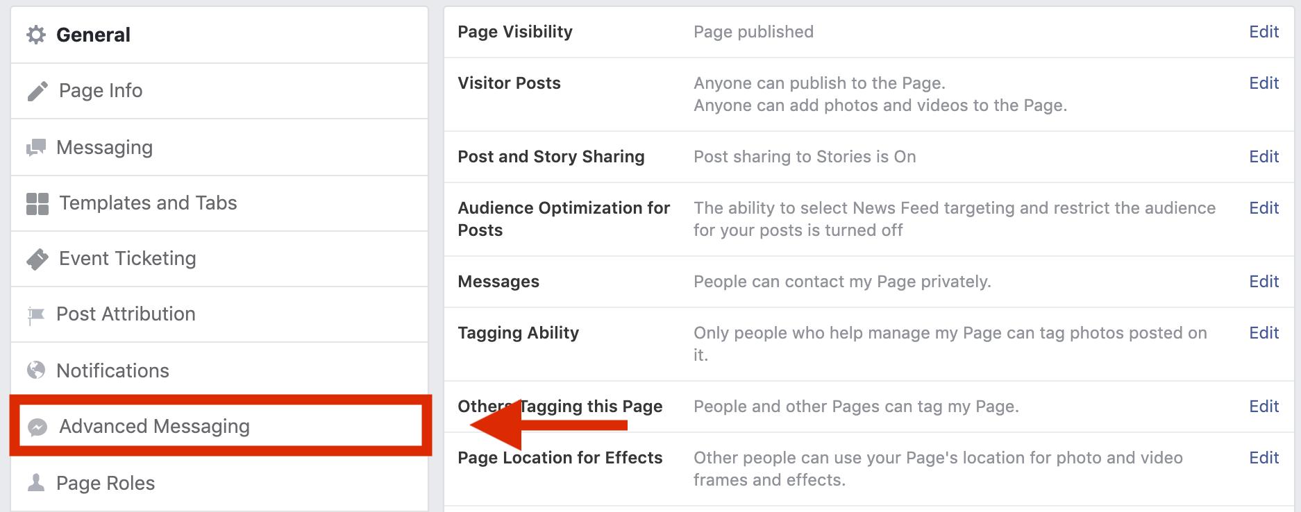 advanced-messaging-facebook-settings