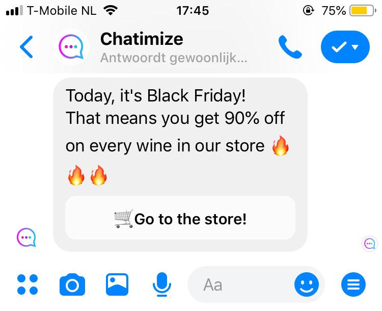black-friday-chatbot