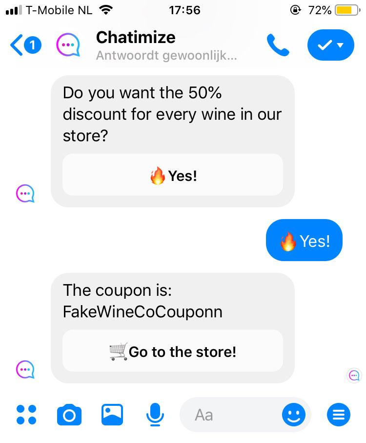 coupon-chatbot