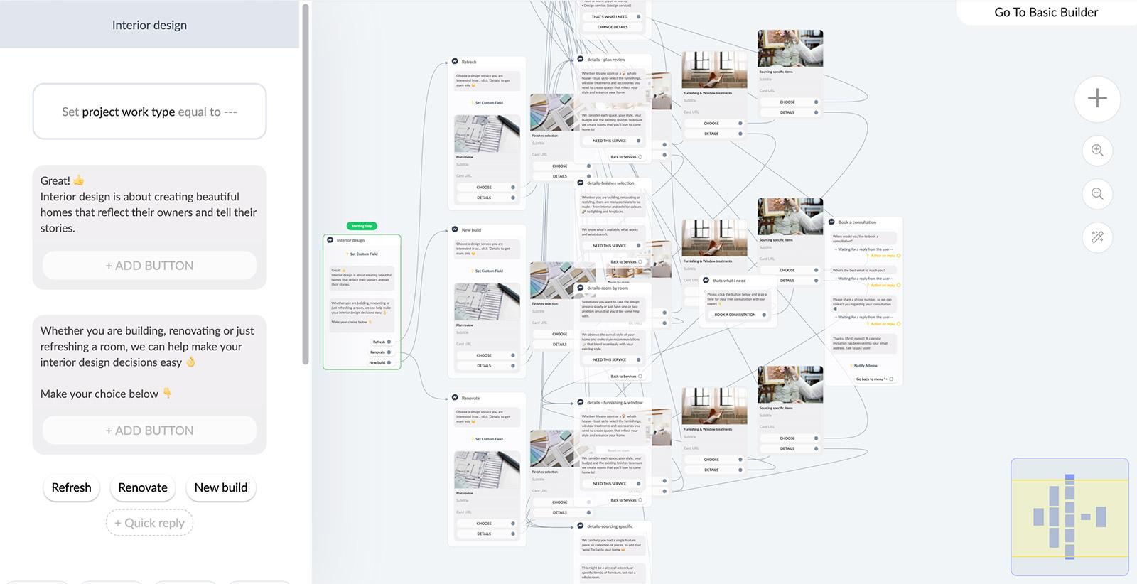 silfer-bots-visual-flow-builder