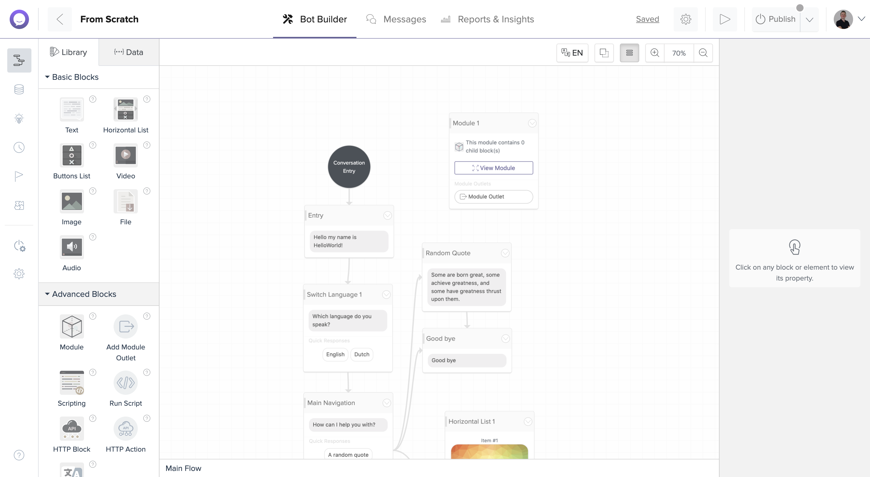 botstar-interface